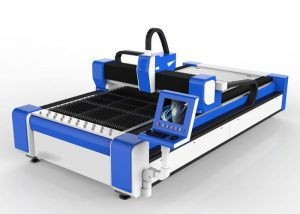 دستگاه برش لیزر فیبر 500w برای فولاد ضدزنگ / سرعت بالا 100 مایل در دقیقه