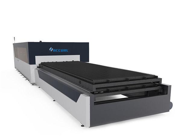 دستگاه برش لیزری صنعتی 380v برای ساختار صفحه فلزی