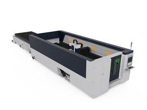 دستگاه برش صفحه لیزر برچسب دستگاه برش لیزری آلومینیومی 3 میلی متر
