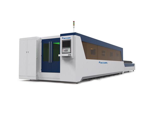 دستگاه برش لیزر فیبر 500-6000W با شتاب زیاد تا 2.5 گرم