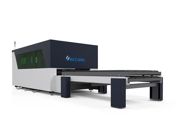 هوشمند برش لیزری فیبر فلزی انتقال صاف و استحکام خوب
