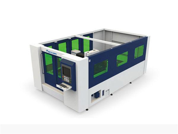 دستگاه برش لیزری مینی 500w برای لوله و ورق محصور
