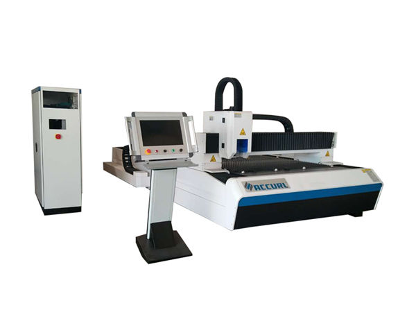 دستگاه برش لیزر فیبر فلزی با سرعت بالا Pmi عملکرد پایدار برای سخت افزار
