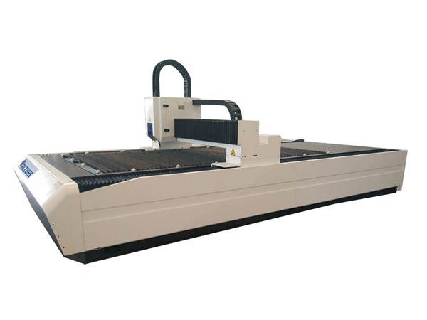 دستگاه برش لیزری قاب جوش داده شده دارای قدرت خروجی بالا با سیستم حذف گرد و غبار