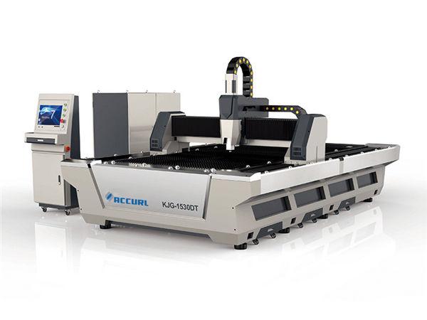 دستگاه برش لیزری فیبر cnc اتوماتیک اندازه کار 3000 * 1500 میلی متر