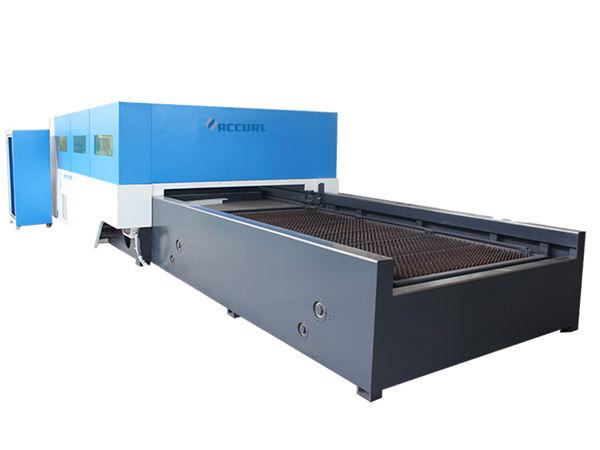 دستگاه برش ورق فلز cnc سرعت بالا ردیابی خودکار محور z پایدار