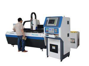 دستگاه برش لیزری با دقت بالا از فولاد ضد زنگ ساختار باز توپ با سرعت بالا