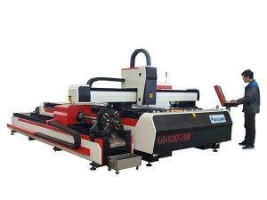 دستگاه برش فلز لیزری 500w 800w 1kw 800mm / s سرعت عمل