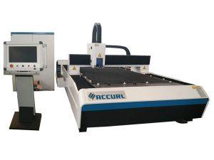 دستگاه برش لیزر فیبر فلزی 2000w / 3000w با سیستم کنترل cypcut ac380v