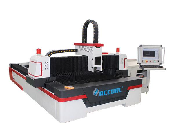 دستگاه حکاکی لیزری 1000 وات ، دستگاه برش لیزری کاملاً بسته صنعتی cnc