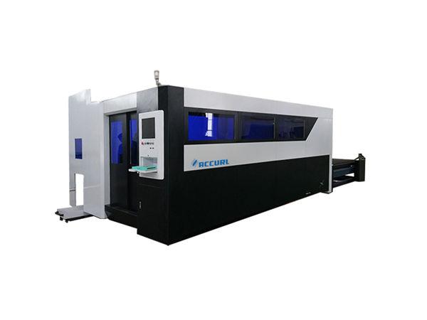 دستگاه برش لیزر فیبر 500w برای فولاد کربن