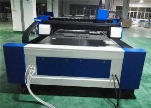 دستگاه برش لیزر فیبر فولادی 60m / min