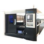 ورق فلز دستگاه برش لیزری از جنس استنلس استیل با دقت 1000w