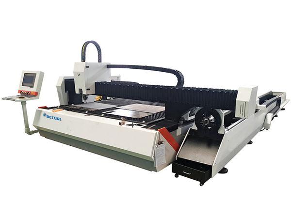 ماشین آلات برش فلز لیزری 3 محور ip54 منبع لیزر فیبر منبع 380v 50/60 هرتز